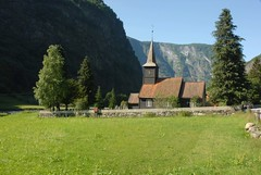 flam church (Tony's photo's) Tags: church norway flam flom