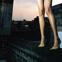 More Legs (Danny Fontaine) Tags: sunset woman sexy rooftop girl fashion model dress legs fashionphotography dusk posing clothes kingston upskirt catalogue miniskirt fashionshoot sophisticated shortskirt sexygirl greatlegs dannyfontaine fashionimages fashionpics fashionphotos