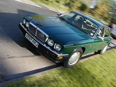 jagblurbig (saabfan) Tags: park green sport racing eastbourne british 1991 jaguar hampden xj xj6 6cyl xj40 6cylinder 200hp 200bhp