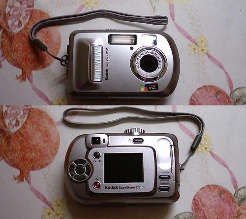Kodak Easyshare C310 New Camera
