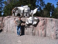 Monumento a Sibelius II (auReLio MaLVa) Tags: monumentos helsnquia finlndia