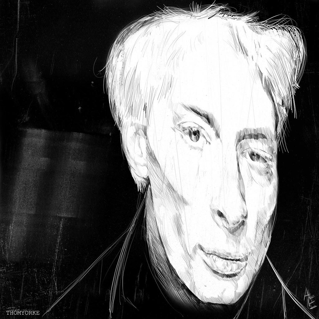 Thom Yorke square