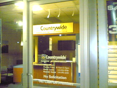 Countrywide is there