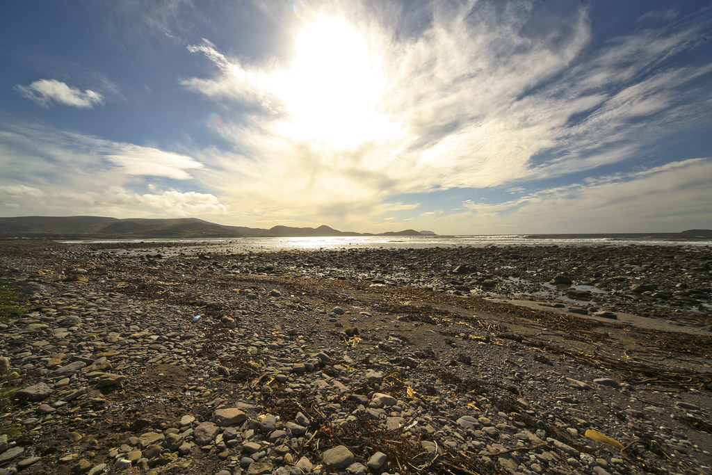 Rocky Beach (Waterville, County Kerry, Ireland)