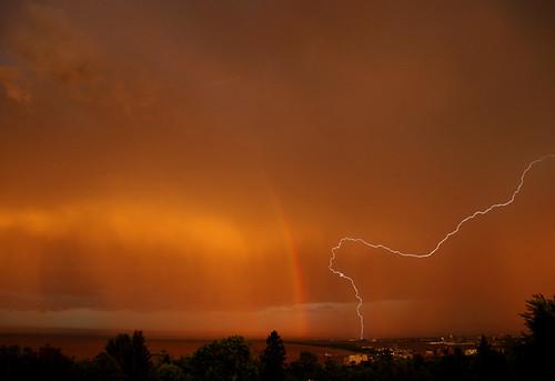 rainbow lightning 2