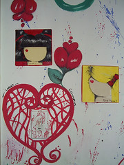 l'amour est divin... (Petite Poupe7) Tags: france love arte amor decoration canvas amour deco myjob pau decorao cadeaux cadeau telas lova toiles loveisdivine lamourestdivin avecamour dansmachambre 4marion