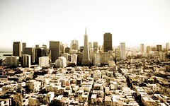San Francisco Afternoon (Thomas Hawk) Tags: sanfrancisco california city usa architecture san francisco downtown unitedstates 10 unitedstatesofamerica william financialdistrict transamerica transamericapyramid transamericabuilding pereira fav10 williampereira williamlpereira pereria photowalkingwithkristophertate photowalkingwithkristophertate10172006