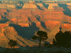 Sunset in the Grand Canyon (cobalt123) Tags: sunset mountains landscape lowlight zoom grandcanyon canyon handheld geology hopipoint whatwesaw seepreviousimage azwexplore 10cobaltfaves mytop100