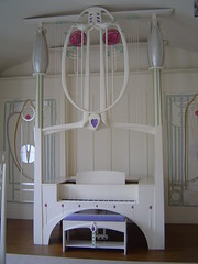 House for an Art Lover (Siwan) Tags: glasgow mackintosh