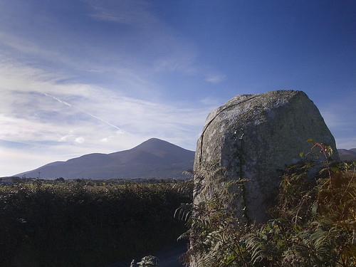 Ballyloughlin standing stone