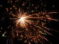 Fireworks, Thailand