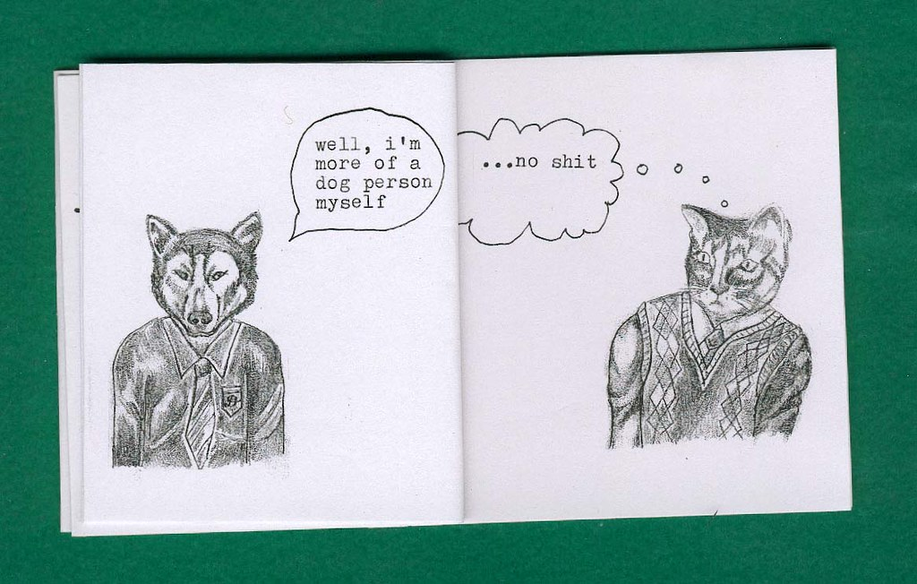 The World's Best Photos of puns and zine - Flickr Hive Mind