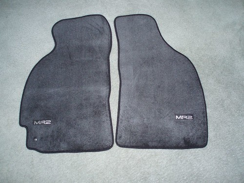 mr2 floor mats 001