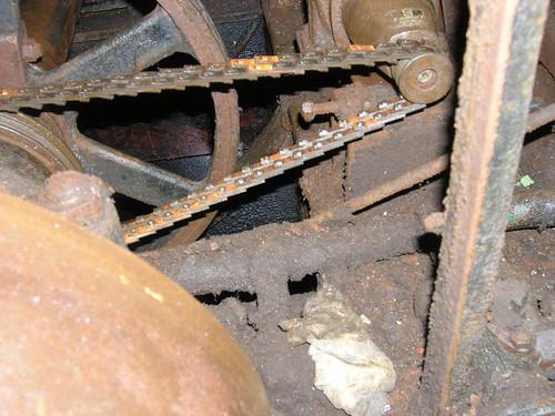 rust engine pump vbelts drivebelts