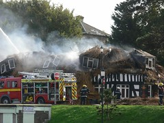 Collapsed roof (naturenet.net) Tags: fire isleofwight iow ryde appley beijingpalace