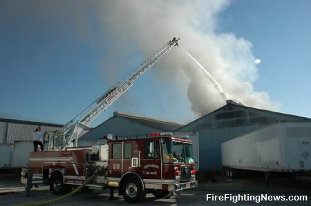Spark Ignites Fire At Nu Foam Products