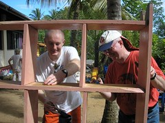 galle_montessori_working_painting_daz_dad (darrensunley) Tags: srilanka voluntourism differenttravel