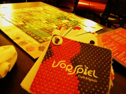 Rauchfrei Cafe Vorspiel picture photo bild