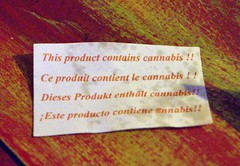 This Product Contains Cannabis [by me]