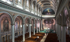 TPMG Goes to Church (L_) Tags: toronto ontario canada church topf25 architecture catholic interior basilica romancatholic tpmg connelly stpaulsbasilica explored josephconnelly 188789