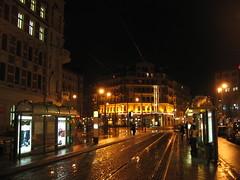 Hasselbachplatz (diwan) Tags: 2005 street city light night canon germany geotagged deutschland place nacht ixus magdeburg stadt fotogruppe saxonyanhalt sachsenanhalt canondigitalixus400 geo:lon=11627381 geo:lat=52121297 fotogruppemagdeburg