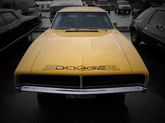 Dodge Power (Krogen) Tags: car norway norge olympus c7070 bil scandinavia gardermoen amcar romerike krogen noorwegen noreg ullensaker skandinavia