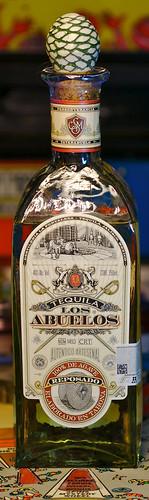 Los Abuelos Reposado Tequila