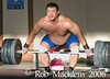 DONG Feng CHN (Rob Macklem) Tags: world training hall 2006 strength olympic weightlifting championships domingo santo