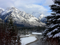 Banff Winter Scene II