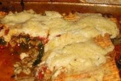 Creamy Lasagne