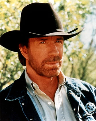 Chuck norris...!!! by Away...!!!