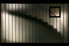mysterious stairs (Dreamer7112) Tags: lighting light shadow urban 20d window silhouette architecture backlight night stairs contraluz ventana schweiz switzerland noche europe shadows suisse suiza nacht canon20d zurich steps silhouettes illumination favorites 2006 canoneos20d illuminated staircase simplicity views sua urbano backlit shadowplay silueta zrich minimalism svizzera zuerich nuit fentre siluetas escaleras transparence eos20d escaliers lonelyobjects transparencia  zurigo urbanfragments urbangeometry linescurves clubpriv impressionsexpressions  fivestarsgallery abigfave compositionrequired artlibre artelibre  ie2007boundaries ie2007boundaries2 ie2007boundariesdreamer7112 compositionfirst geometrictonalvision worldphotodoc2006 world100f phvalue milobaumgartner