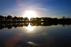 Nature's sunset