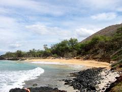 Little Beach - Maui - Hawaii (abadonmi01) Tags: beach public strand nude march clothing sand little playa 2006 maui naturist fkk optional clothingoptional littlebeach southmaui