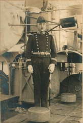 Grand Father 01 (Guru Guru) Tags: grandfather navy japanesenavy japaneseimperialnavy