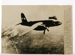 B-26 over Italy, 1944