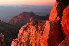 Emory Peak Sunset 2