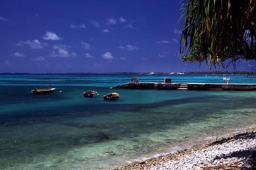 Tuvalu - Funafuti - Beach #3
