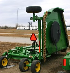 johndeere machinary implement