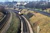 Top of the climb. (Fray Bentos) Tags: train bristol railway britishrailways patchway dieselhydraulic class52 westernregion