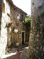 Eze, France - by **Mary**