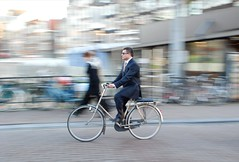 Bike To Work? But What About To An Interview?