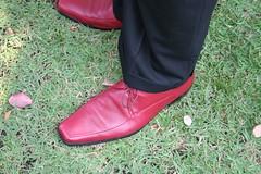 Eldan's shoes