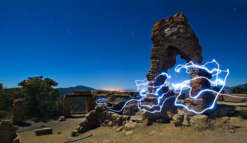 Knapp's Castle, Electrified