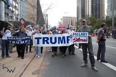Ato Donald Trump 29out2016-438 (BWpress.foto) Tags: américa ato candidato casabranca citibank direita donald estadosunidos manifestação obama paulista presidencia trump usa