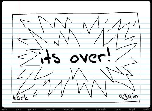 It's Over! by Derek K. Miller, on Flickr