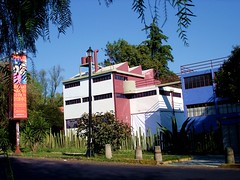 Casa-estudio de Diego y Frida (Emmanuel Ordez Angulo) Tags: mxico mexico mexicocity df diegorivera fridakahlo ciudaddemexico distritofederal sanangel chilangolandia valledemexico cittadelmessico laciudadmshermosa
