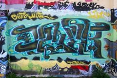 DZYER (otherthings) Tags: sanfrancisco graffiti dzyer ghostyards