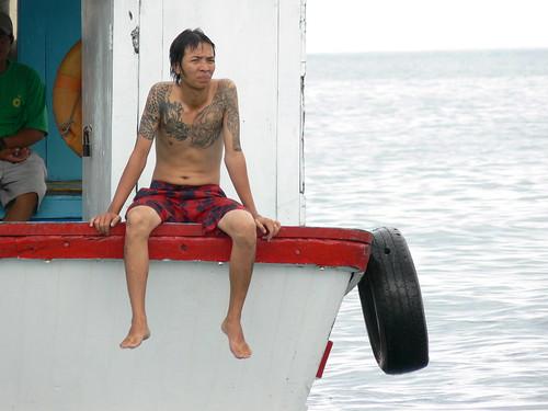 Cool Tattoos - Boat Cruise - Nha Trang