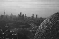 Kuwait Towers (hbiba) Tags: bw towers kuwait kuwaitcity q8 abraaj